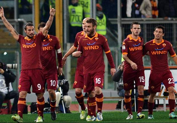 Roma in 2016 'los' van stadgenoot Lazio