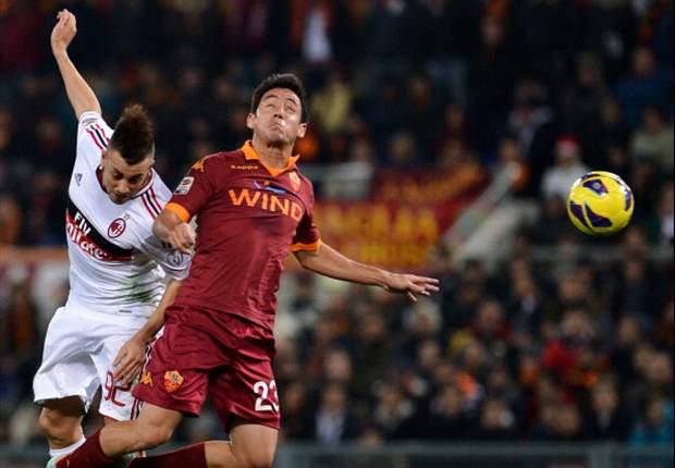 Milan-Roma, plato fuerte de la jornada 37 en la Serie A