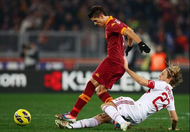 Tegola sul Milan di Allegri: si è fermato capitano Ambrosini