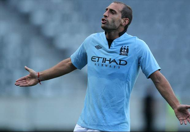 Manchester City: Zabaleta schreibt Meisterschaft noch nicht ab