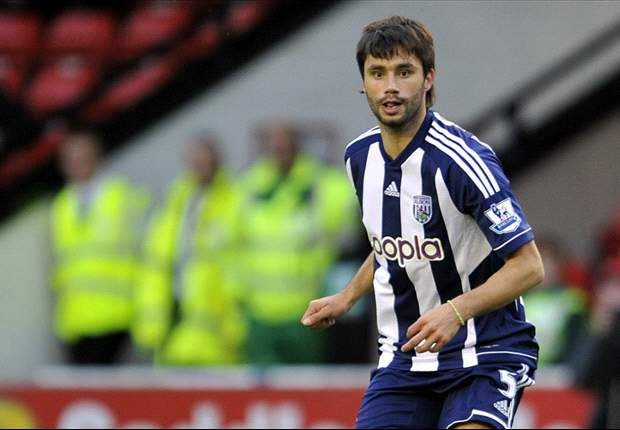 Yacob 'over the moon' at West Brom support