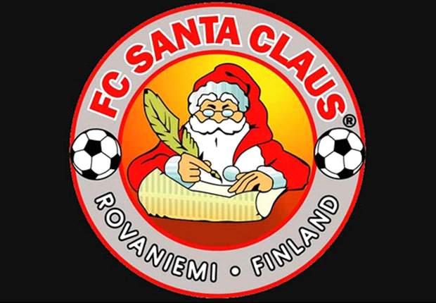 El escudo de FC Santa Claus