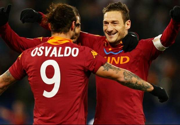 Totti: This Roma team has no limits