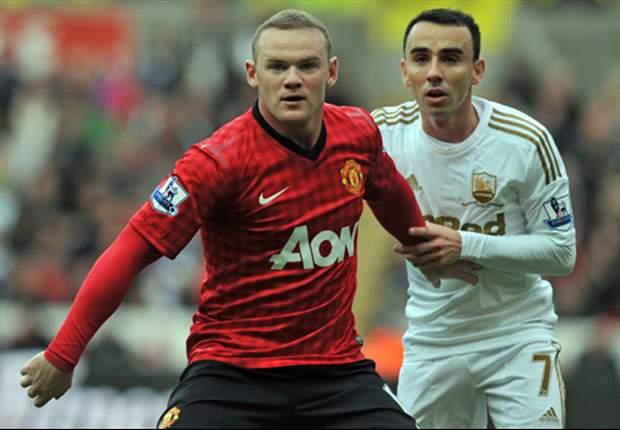 ANG - Swansea résiste à Man United (MT)