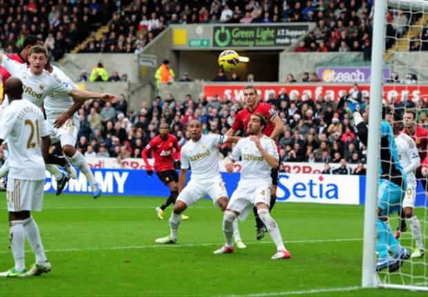Swansea City trotzt Manchester United einen Punkt ab