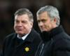 Allardyce: Mourinho sacking 'strange'