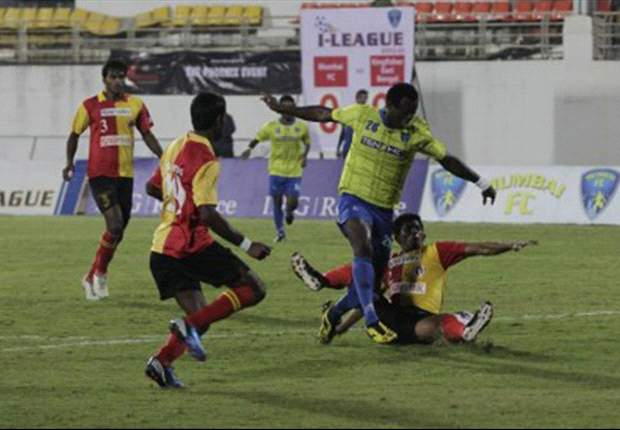 Mumbai FC 2-1 East Bengal – Uninspiring Red and Gold handed second defeat on the trot