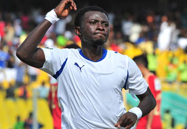 Jordan Opoku - Berekum Chelsea & Ghana