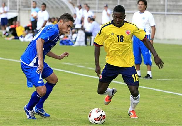 Doble victoria de Colombia Sub 20