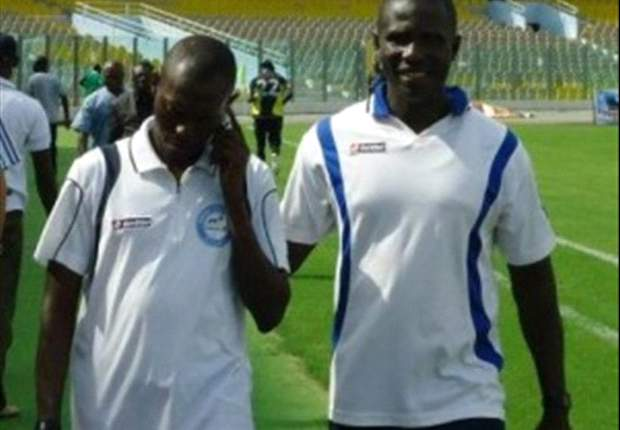 Complacency let us down against Hearts of Oak – Coach Kwabena Ameyaw
