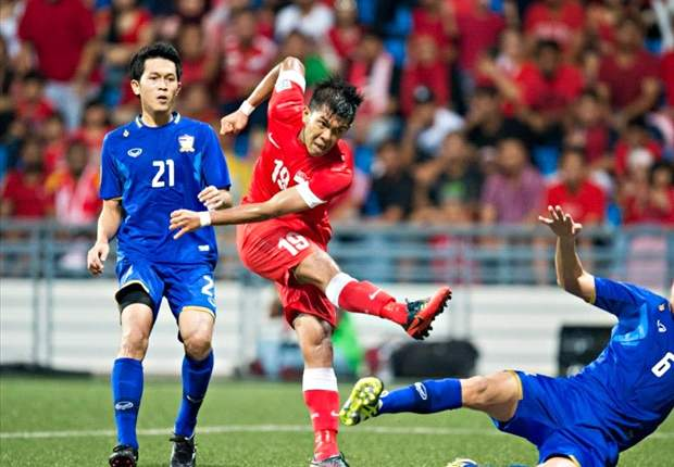 Singapore striker Khairul Amri will get the chance to face Myanmar and Laos in June
