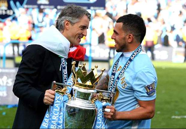 Mancini: Tevez could be given a new contract