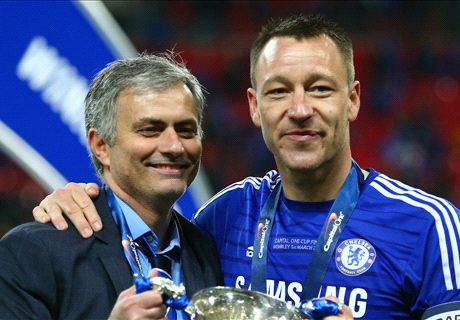 'Mourinho could lure Terry to Man Utd'