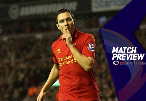 Liverpool vs. QPR betting lines