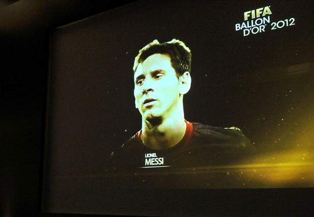 VIDEO: A tribute to Messi's fourth Ballon d'Or