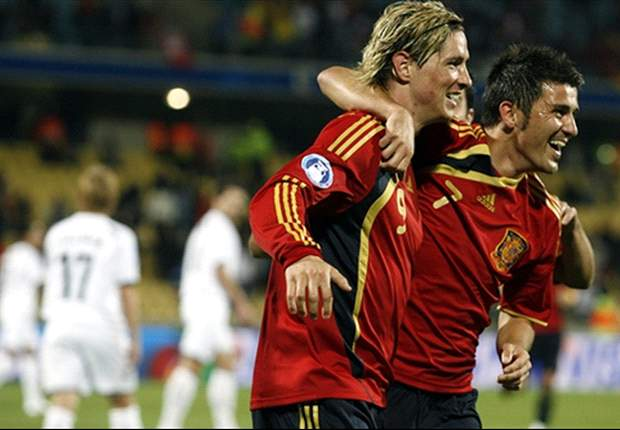 Torres is delighted to have been recalled by Spain