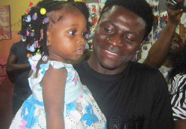 Holidaying Levante star Obafemi Martins donates to hospitals in Lagos