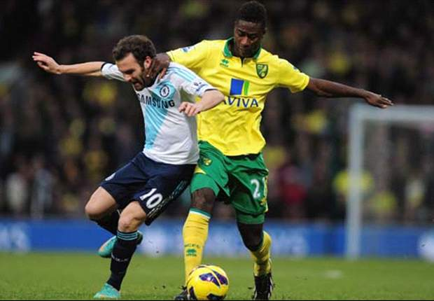 Laporan Pertandingan: Norwich City 0-1 Chelsea