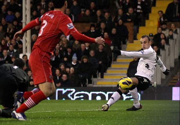 Fulham 1-1 Southampton: Lambert saves Saints from the spot