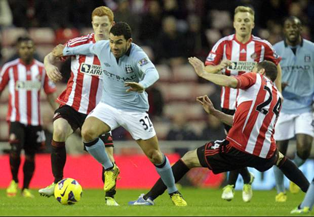 Sunderland 1x0 Man. City: Adam Johnson marca contra ex-time e City sai derrotado