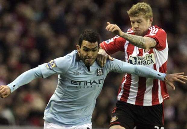 Sunderland manager Martin O'Neill confident of improvement from James McClean