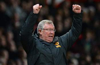 Sir Alex Ferguson hails Manchester United's performance, resolve after victory over Newcastle