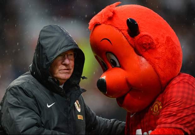 PREVIEW Manchester United - West Brom: Jaga Keunggulan