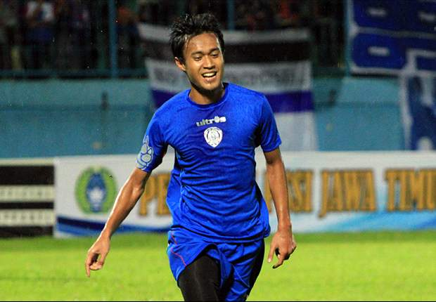 Perdana Piala Gubernur Jatim, Arema ISL Tumbangkan PSBK 4-0