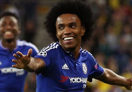 Willian: Fast start key for Chelsea