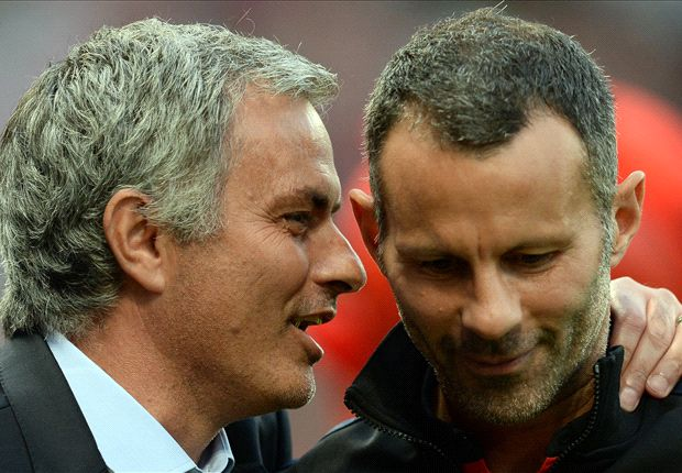 RUMOURS: Manchester United to snub Mourinho and stick to Giggs plan