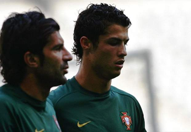 Figo: Ronaldo deserves Ballon d'Or