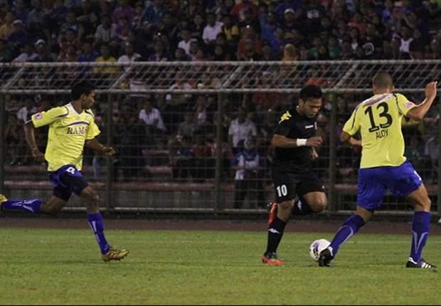 Johor Darul Takzim hammer Woodlands Wellington in pre-season friendly
