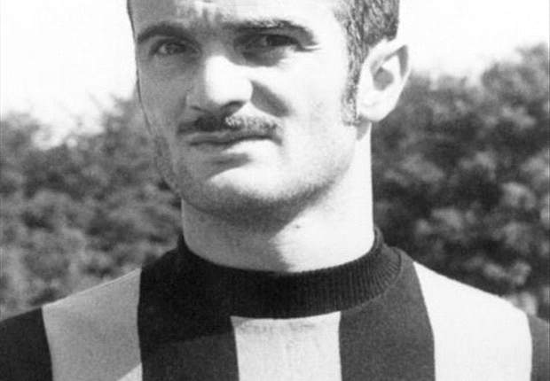 Noch in Schwarz-Weiß: Sandro Mazzola erlebte mit Italien große Spiele gegen Deutschland