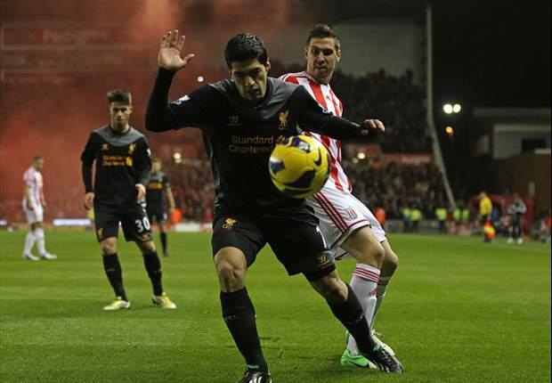 Stoke 3 x 1 Liverpool: Reds levam baile no Britannia Stadium
