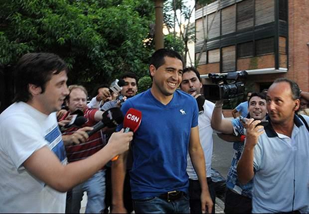 Riquelme schließt Rückker zu Boca Juniors aus