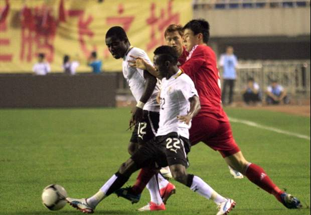 Harrison Afful confident of 2013 Africa Cup of Nations success