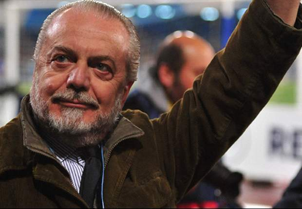 """Scudetto e futuro Mazzarri, De Laurentiis è una sfinge: """"Napoli tricolore? Inutile fare previsioni, per Walter vedremo a fine torneo..."""""""