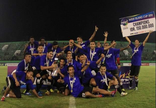 Sriwijaya FC Langsung Daftarkan Robinson