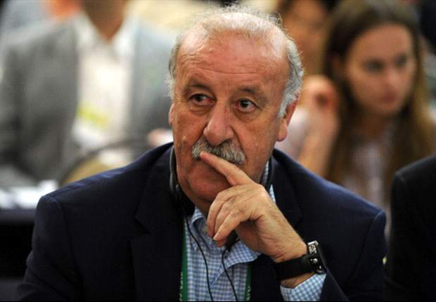 Del Bosque to step down after World Cup 2014