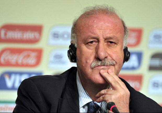 Del Bosque: Spain going to France to win
