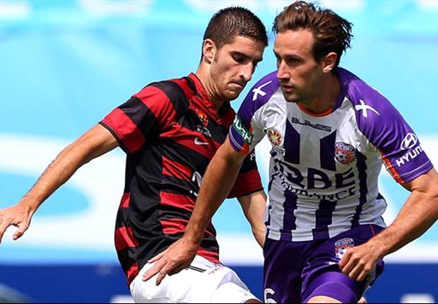 Glory happy to meet Wanderers head-on