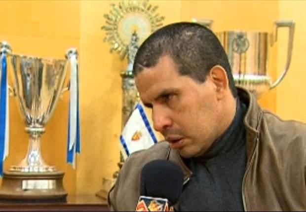 Tras sobrevivir a un tiroteo, Fernando Cáceres regresó a Zaragoza