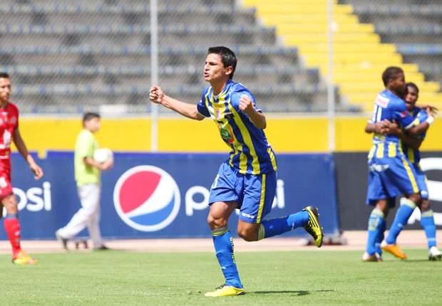 Argenis Moreira es refuerzo del Deportivo Cuenca