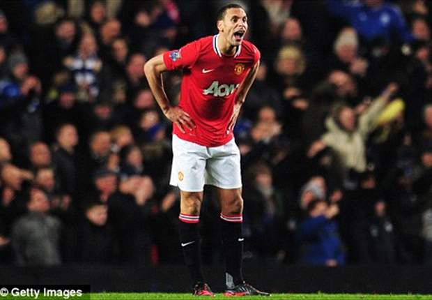 Sir Alex Ferguson not worried about Rio Ferdinand contract situation