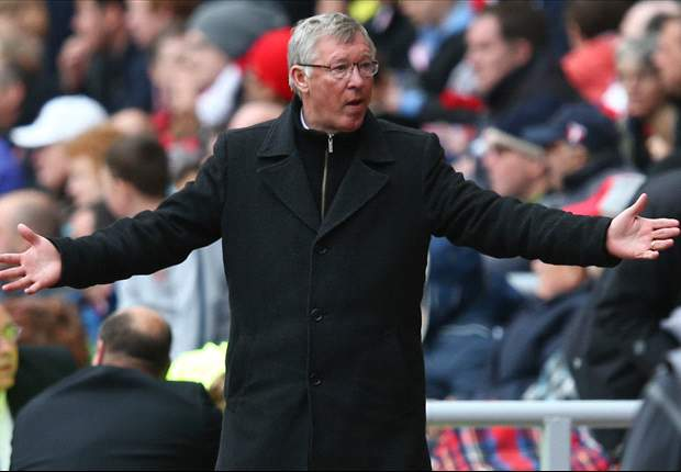 Manchester United are halfway to the Premier League title, insists Sir Alex Ferguson