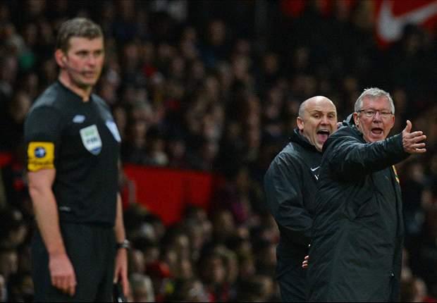 Arsene Wenger cree que Alex Ferguson debería ser sancionado