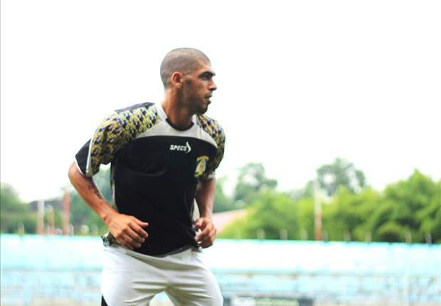 Persiba Balikpapan Ikat Diego Santos & Mahmoud El Ali