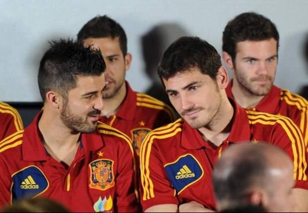 """ESP, Real - Casillas : """"Je m'entraîne dur"""""""