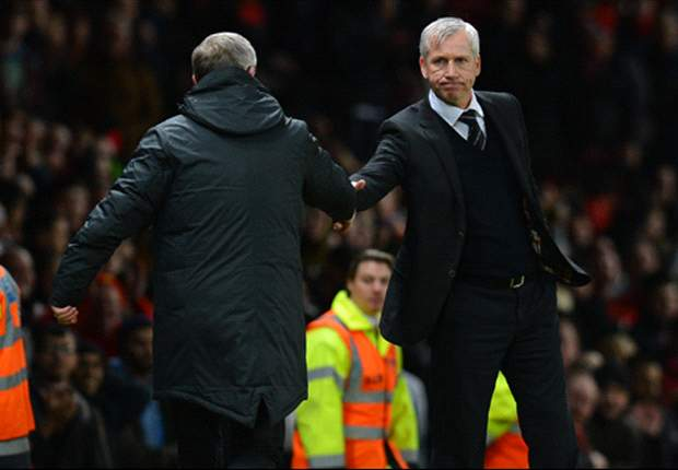 Sir Alex Ferguson: Alan Pardew es un hipócrita