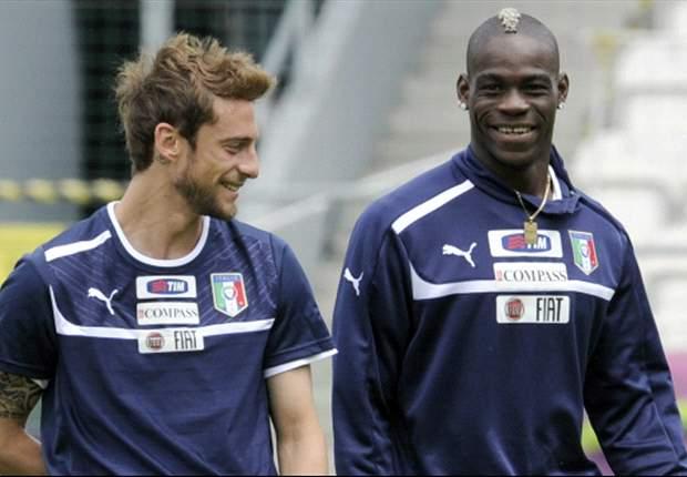 Marchisio: 'Balotelli teria dificuldade em se adaptar à Juventus'